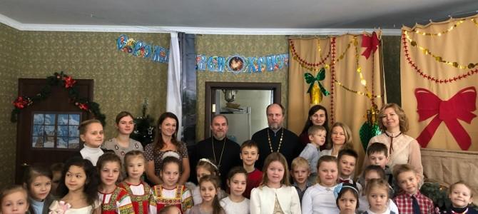 В нашем храме состоялся Рождественский концерт