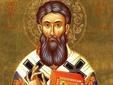 Божественная литургия в неделю вторую Великого поста, святителя Григория Паламы