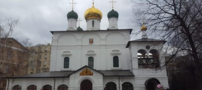 Экскурсия в Сретенский мужской монастырь г.Москвы