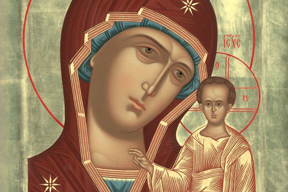 День почитания иконы Казанской Божией Матери