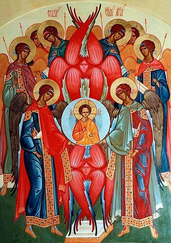 Собор Архистратига Михаила 21 ноября